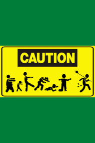 Caution! Vegetarians!