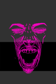 Scream Girl Magenta