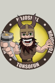 Tons0fun Logo