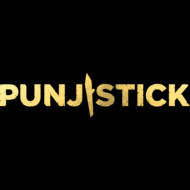 Limited Edition: Gold Foil Punjistick Logo