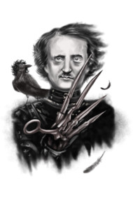 Edward Allan Poe and theFunky Raven