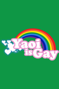 Yaoi is Gay