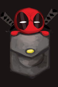 Deadpool Pocket