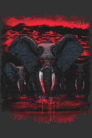 Blood Ivory Elephants Revenge