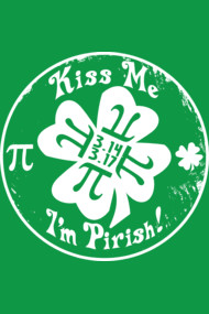 Kiss Me I'm Pirish March Holiday Special