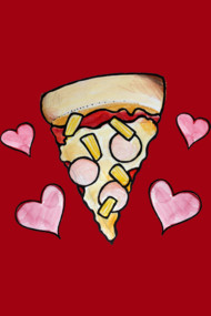 Hawaiian Pizza love