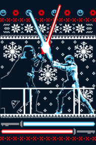 Star Wars Christmas Duel