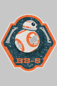 BB-8 Badge