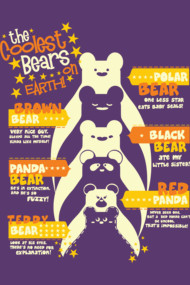 The Coolest Bears on Earth!