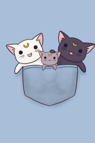 Pocket Kitties (All 3)
