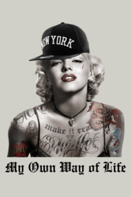Marilyn Tattoo