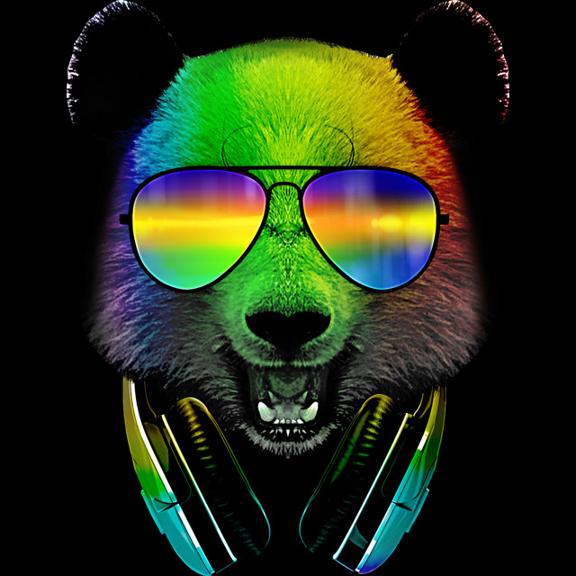 Dj Panda T Shirt By Clingcling Design Humans