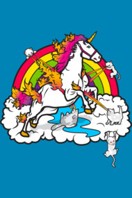 Cats vs Unicorn