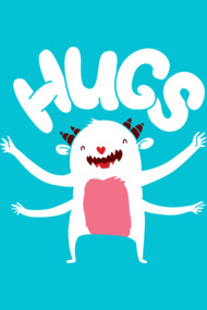 Monster Hugs!