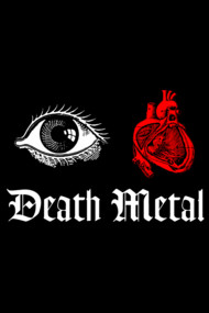 eye heart death metal