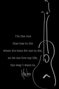 Hendrix quotes