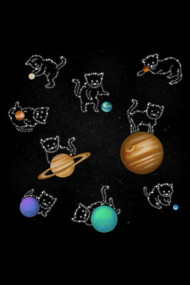 Constellation Kitties
