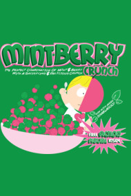 Mintberry Crunch