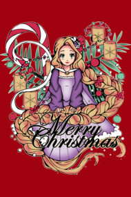 Christmas Princess I