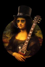 Monalisa for Destruction