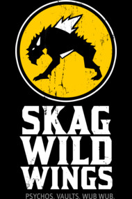 Skag Wild Wings (alternate version)