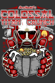 Colossal Titan Crunch
