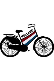 Holland Roadster Bicycle