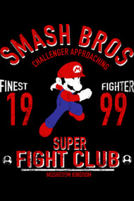 Mushroom Kingdom Fighter