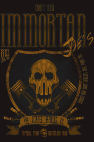 Immortan Joe´s Craft Beer.