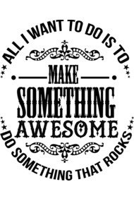 Make Something Awesome