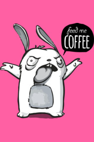 feed me coffee