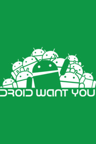 Droid want You