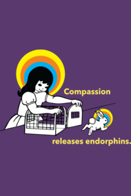 Compassion Releases Endorphins _Rabbit
