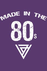 Made In The 80s Birthday