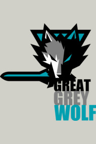 The Great Grey Wolf