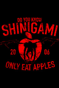 Do you know, Shinigami only eat apples
