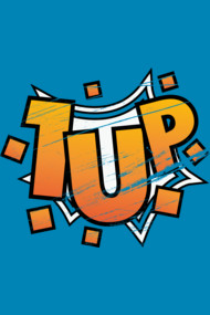 One up gamer art