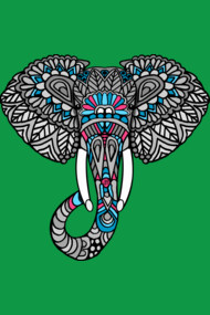 Tribal Elephant