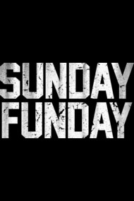 Sunday Funday Vintage Typography
