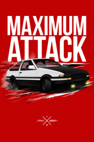 Maximum ATTACK ae86 drift series