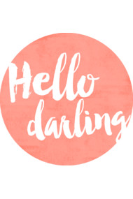 Hello Darling - Coral