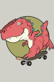 T-Rex Shred!