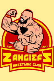 Zangief's wrestling club