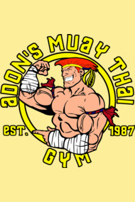 Adon's muay thai gym