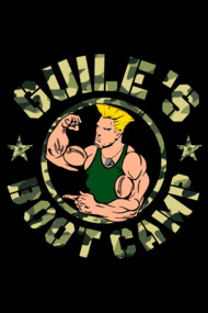 Guile's boot camp