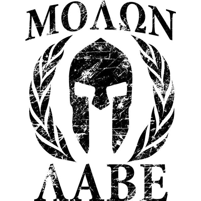 Gallery For gt Molon Labe Art