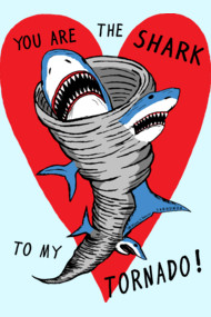 Shark To My Tornado
