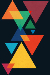 Abstract Geometric Triangles Composition