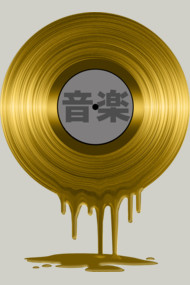 Melting Gold Record