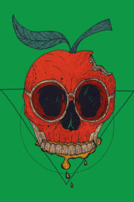 organic apple skul